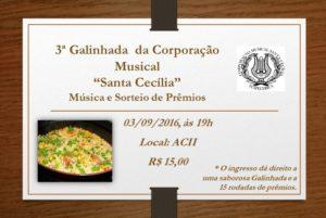 3ª Galinhada da Corporação Musical (2)